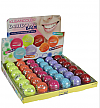 LG2083-KLEAN COLOR BALM HYDRATING LIP BALM 6COLOR ASSORTED 36PCS