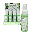 181 CUCUMBER +ALOE FACIAL SPRAY/12PCS