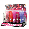 531 BEAUTY TREATS GLITTER  LIPGLOSS/24PCS