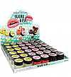 LG506-KLEAN COLOR SUGAR KISS-SUGAR LIP SCRUB 36PCS