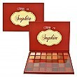 BC-BCE9 BEAUTY CREATIONS-EYESHADOW PALETTE-SOPHIA/3PCS