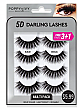 ELDL61-DARLING LASHES/3PCS