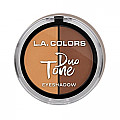CES265-3 LINGERIE-LA COLORS-DUO TONE EYESHADOW