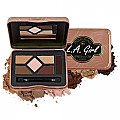 LA girl Inspiring Eyeshadow Palette-GES335 Naturally Beautiful /3pcs