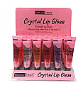 BT-519 CRYSTAL LIP GLAZE LIP GLOSS/24PC