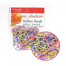 1129 RUBBER BAND ASSORTED/12PC
