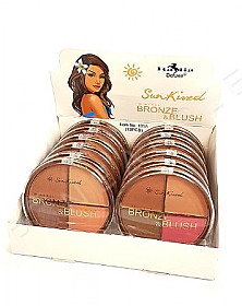 131A-ITALIA DELUXE SUNKISSED BRONZE N BLUSH/12PCS