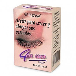 PROSA-4EN UNO-OIL FOR EYELASH GROWTH /6PCS