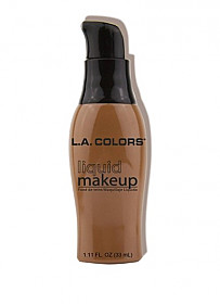 CLM287A-LA COLORS MAKE UP-BEAUTYFUL BRONZE/3PCS