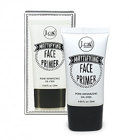 MFP101- J CAT-MATTIFYING FACE PRIMER PORE MINIMIZING/6PCS