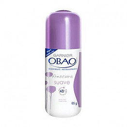 3848-OBAO ROLL ON DEODORANTE-F SUAVE/24PCS