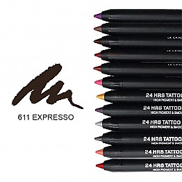 IT-611 24HRS TATOO EYELINER-EXPRESSO/12PCS