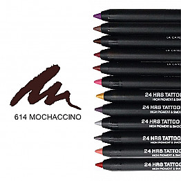 IT-614 24HRS TATOO EYELINER-MOCHACCINO/12PCS