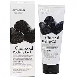 KR-ARRAHAN CHARCOAL PEELING GEL180ML/3PCS