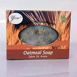 OATMEAL SOAP/6PCS