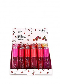9404 ITALIA ROLL ON LIP GLOSS 36PCS
