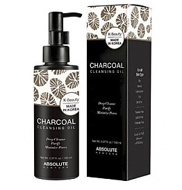 ABNY-ACS02-ABSOLUTE NY-CHARCOAL CLEANING OIL/6PCS