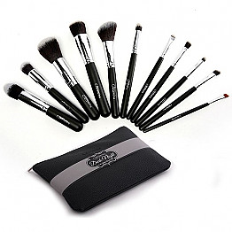 BC-11BSBP BEAUTY CREATIONS-11PC BALLWEINA BRUSH SET/3PCS