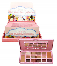 BC-16ETS-A BEAUTY CREATIONS-THE SWEETEST PALETTE/6PCS