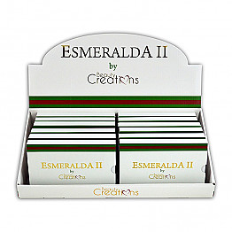 BC-E15D- BEAUTY CREATIONS-ESMERALDA II PALETTE/12PCS