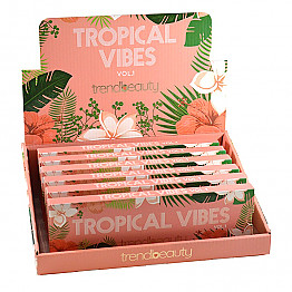 BC-TBE6-A TROPICAL VIBES VOL1/6PCS