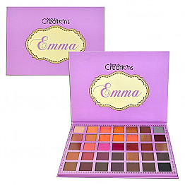 BC-BCE10 BEAUTY CREATIONS-EYESHADOW PALETTE-EMMA/3PCS