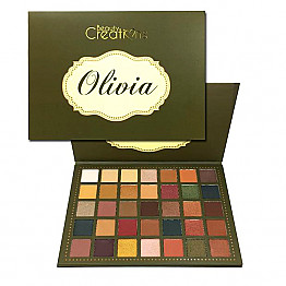 BC-BCE11 BEAUTY CREATIONS-EYESHADOW PALETTE-OLIVIA/3PCS