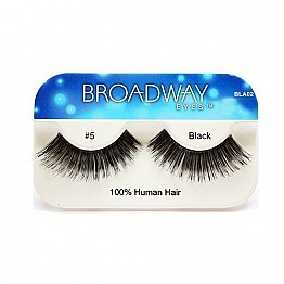 KISS-BLA02-Kiss-Broadway Eyes-Human Hair eyelashes