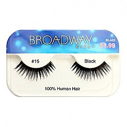 KISS-BLA03-Kiss-Broadway Eyes-Human Hair eyelashes