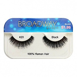 KISS-BLA04-Kiss-Broadway Eyes-Human Hair eyelashes