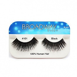 KISS-BLA07-Kiss-Broadway Eyes-Human Hair eyelashes