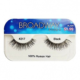 KISS-BLA09-Kiss-Broadway Eyes-Human Hair eyelashes