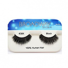 KISS-BLA12-Kiss-Broadway Eyes-Human Hair eyelashes