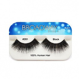 KISS-BLA17-Kiss-Broadway Eyes-Human Hair eyelashes