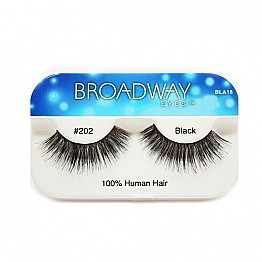 KISS-BLA18-Kiss-Broadway Eyes-Human Hair eyelashes