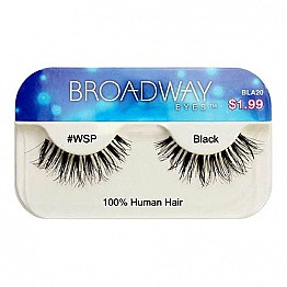 KISS-BLA20-Kiss-Broadway Eyes-Human Hair eyelashes