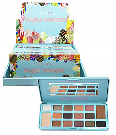 BC-16ETS-B BEAUTY CREATIONS-THE SWEETEST PALETTE/6PCS