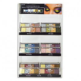 ST-NRE RADIANT EYE PALETTE 4 COLOR EYESHADOW/72PCS