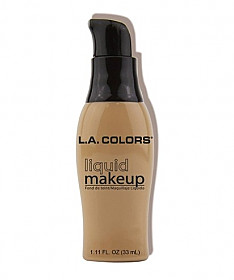 CLM-285A LA COLORS LIQUID MAKE UP-COCOA/3PCS