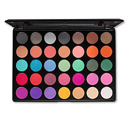 ES1 KARA 35 COLOR BRIGHT&MATTE EYESHADOW/3PCS