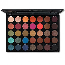 ES15  KARA 35 COLOR  EYESHADOW PALETTE/3PC