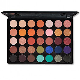ES20 KARA 35COLOR EYESHADOW PALETTE/3PC
