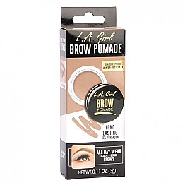 GBP-361 LA GIRL BROW POMADE -BLONDE/3PCS