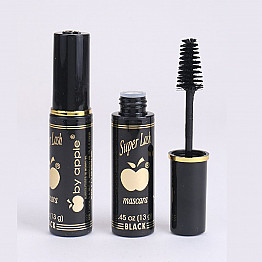 120-001 APPLE MASCARA-BLACK/12PCS