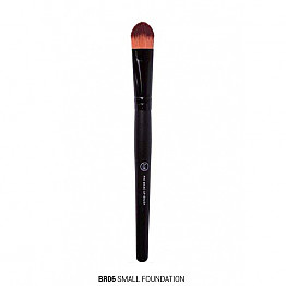 JC-BR06 PRO MAKE UP BRUSH-SMALL FOUNDATION/6PCS