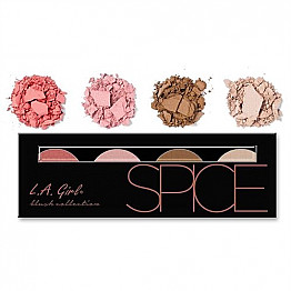 GBL573 BEAUTY LA GIRL BRICK BLUSH SPICY/3PCS