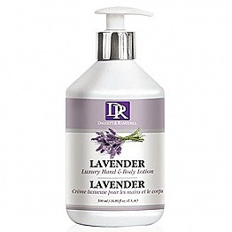 Daggett & Ramsdell Hand and Body Lotion, Lavender 16.9oz