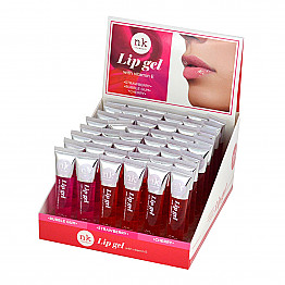 NK-SET-LIPGEL NICKA K-LIP GEL WITH VITAMIN E/48PCS
