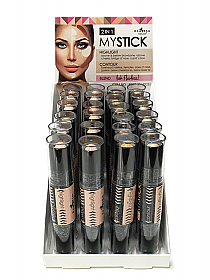 887-ITALIA HIGHLIGHTER/CONTOUR STICK/24PC