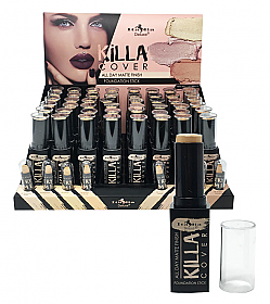 ITALIA KILLA COVER FOUNDATION/48PC